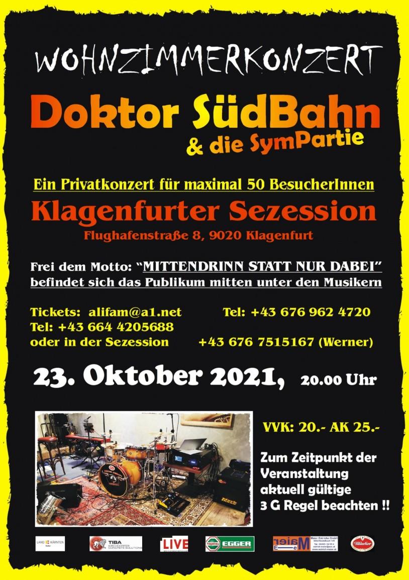 Doktor Südbahn & die SymPartie
